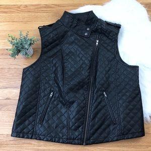 e8d630aad1 Apt. 9 Jackets & Coats | Bluish Greenish Faux Fur Vest | Poshmark